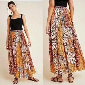 Anthropologie Bhanuni by Jyoti Panthera Maxi Skirt